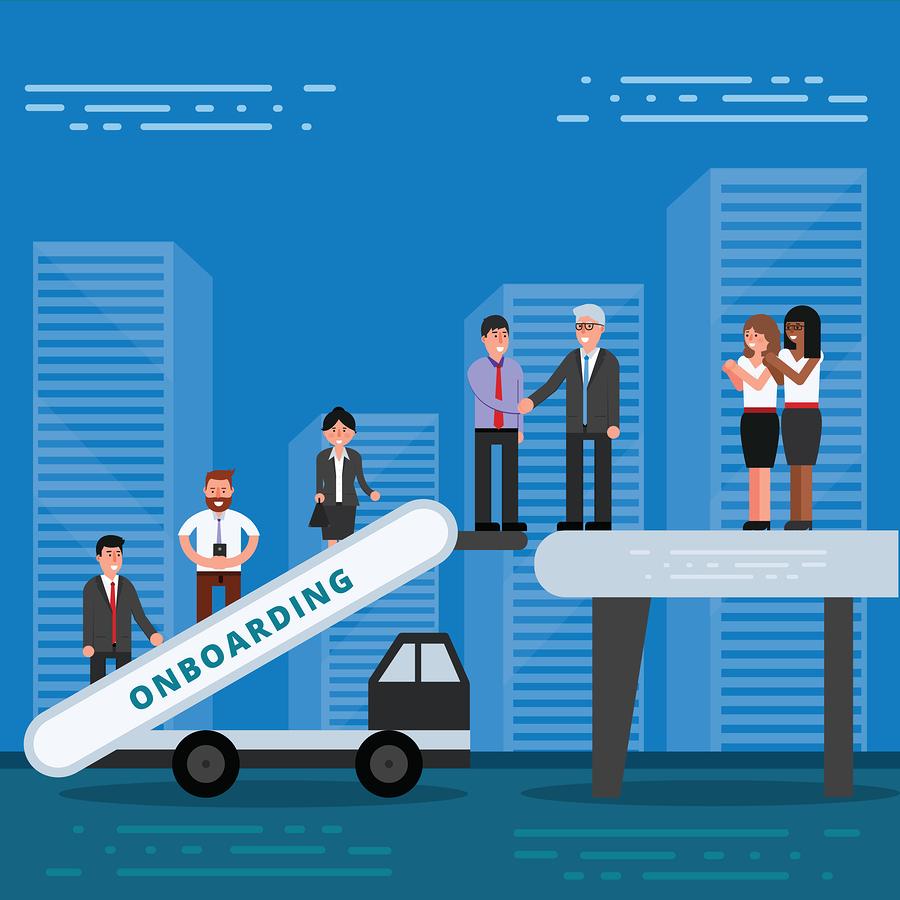 New Employee Orientation & Onboarding