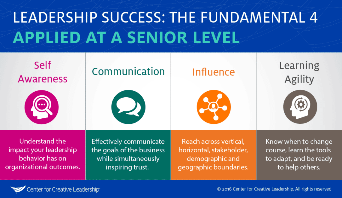 What Experienced Leaders Need to Know to Succeed 2