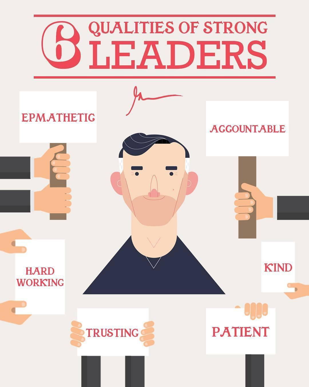 When you_re a leader, you work for your employees.