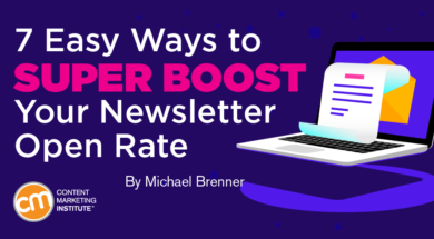 7 Easy Ways to Super Boost Your Newsletter Open Rate