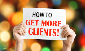 33 Ways To Get More Clients