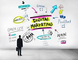 Structuring digital marketing teams