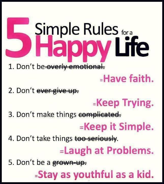0011Inspirational_Quotes_5_simple_rules